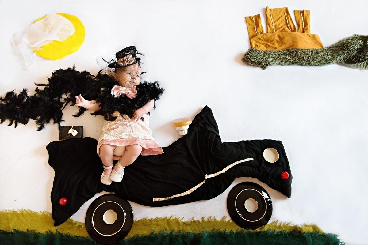 Μωράκια από άλλη εποχή – μια φωτογράφιση με θέμα το Downton Abbey