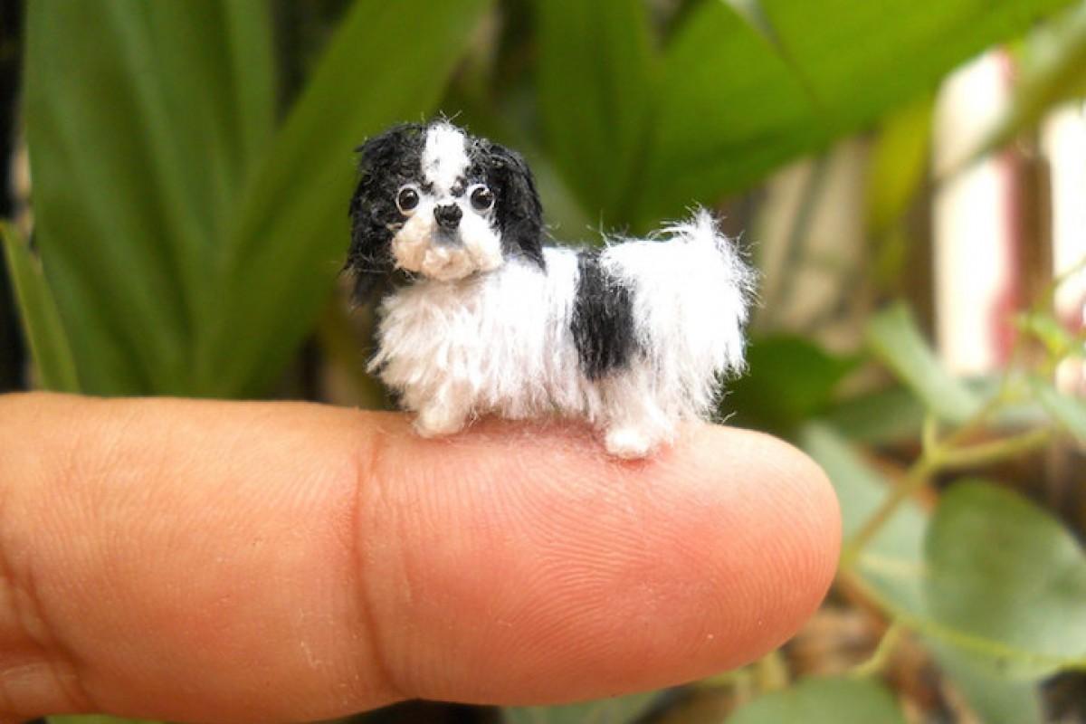 Μια οικογένεια από το Βιετνάμ πλέκει τα πιο χαριτωμένα, μικροσκοπικά ζωάκια