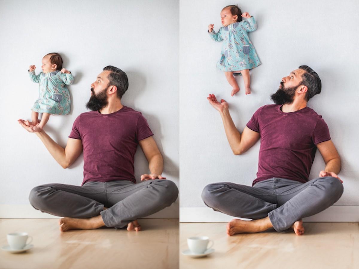 Κι όμως, αυτές οι υπέροχες μωροφωτογραφίες δεν έχουν Photoshop