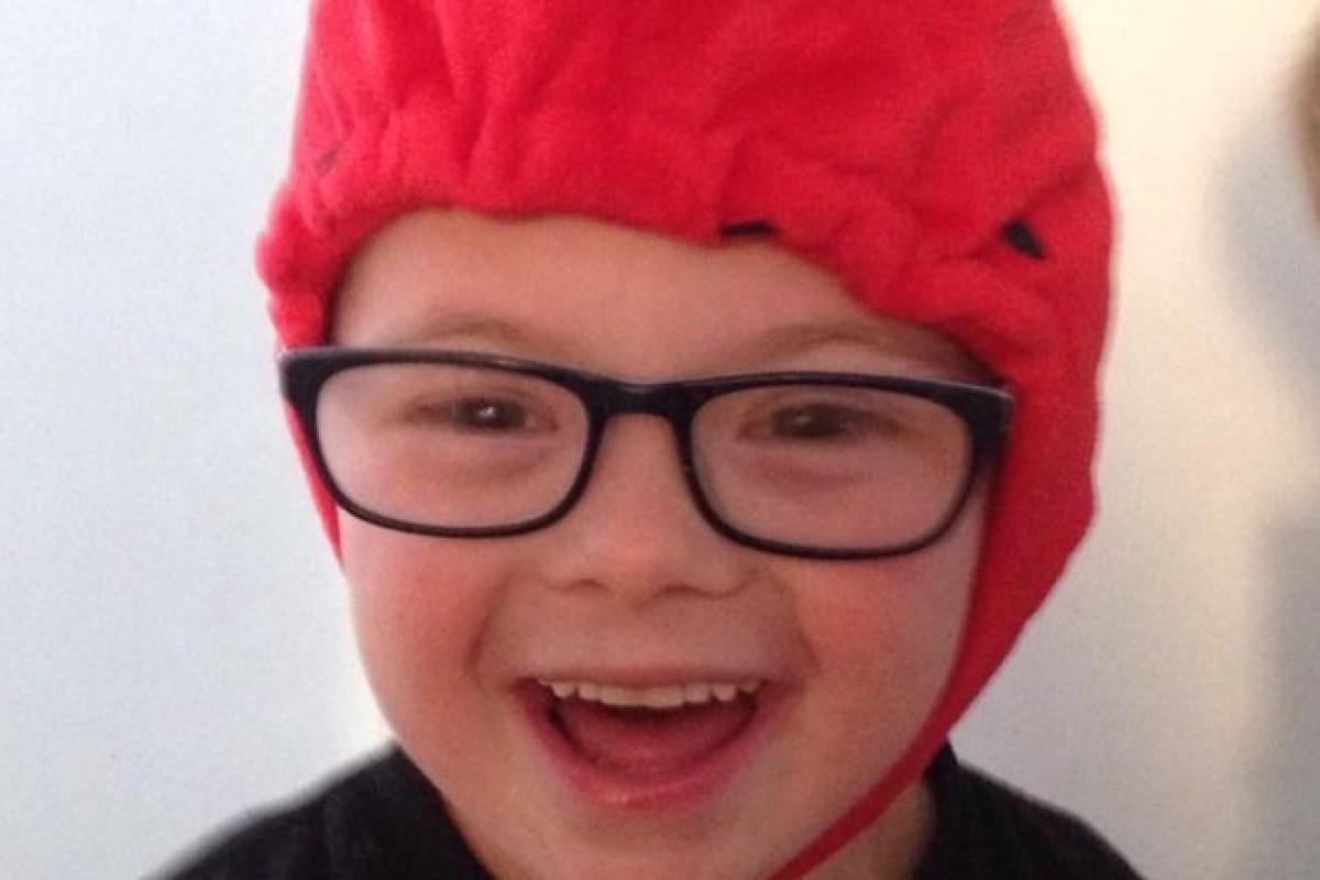Το πρώτο μοντέλο της Marks & Spencer's με σύνδρομο Down είναι 7 χρονών