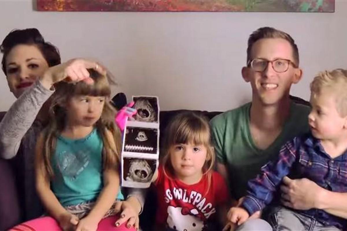 Ένα ζευγάρι δεν σταματά… να κάνει παιδιά!