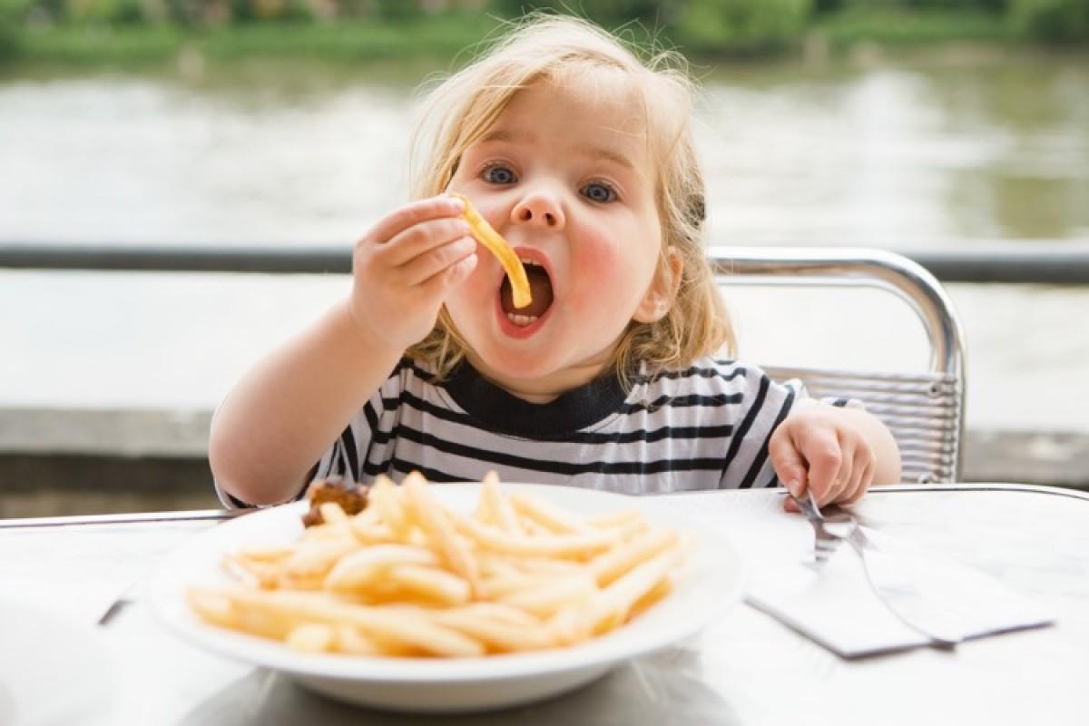 Τα πιο συχνά λάθη στην διατροφική συμπεριφορά των παιδιών