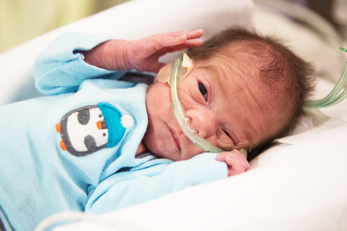 Γέννησε σχεδόν 2 μήνες αφότου χαρακτηρίστηκε εγκεφαλικά νεκρή