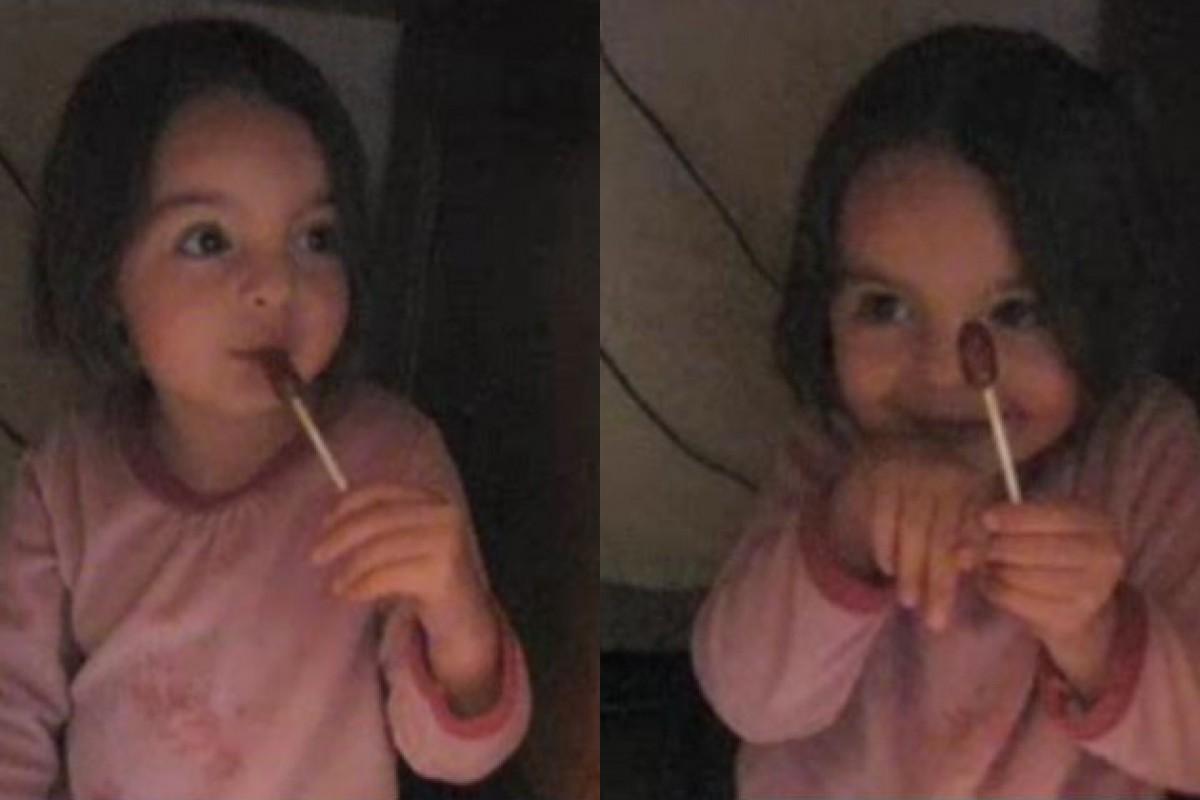 Θαυμάστε την αντίδραση της πιο χαριτωμένης μικρής… κλεφτρούλας!