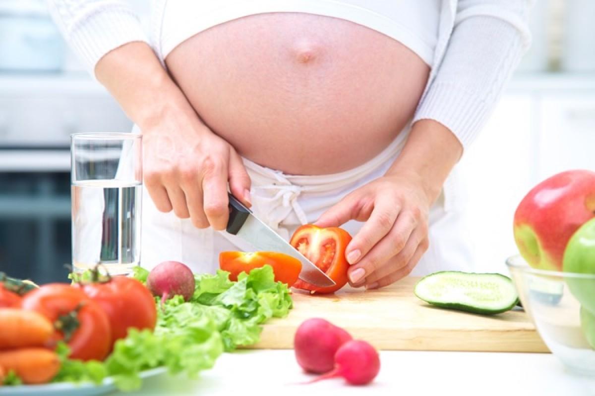 Η διατροφή στην εγκυμοσύνη