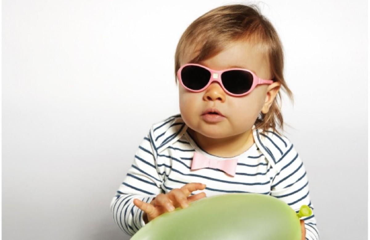 Γιατί το παιδί μου πρέπει να φοράει γυαλιά ηλίου;