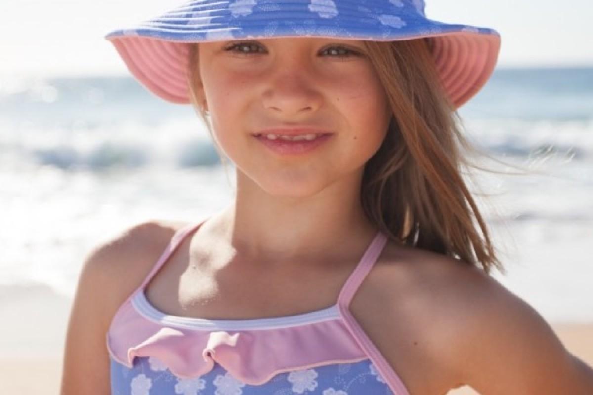 Tα μαγιό και τα ρούχα της Platypus Australia προστατεύουν τα παιδιά από τον ήλιο!