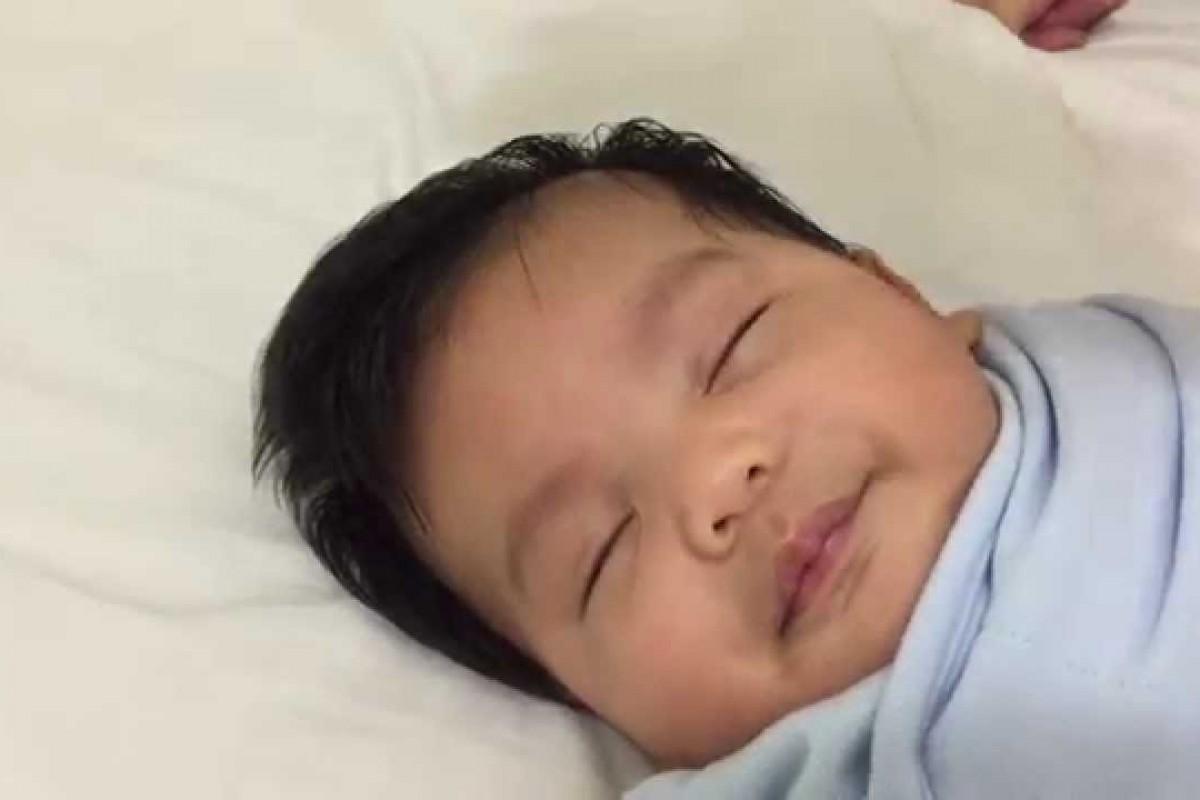 Αυτό το κόλπο θα σας κάνει να κοιμίσετε το μωράκι σας στο λεπτό