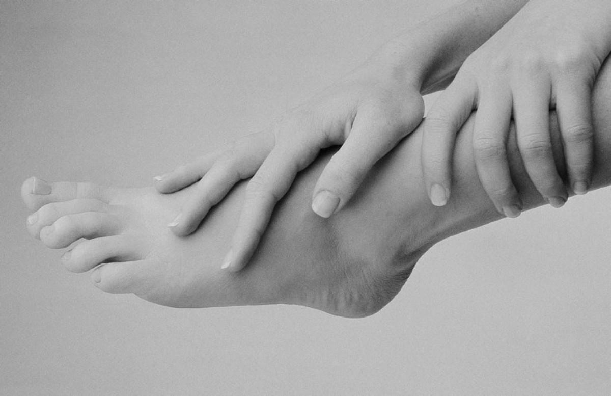 Πόνος στα πόδια μετά την εγκυμοσύνη!