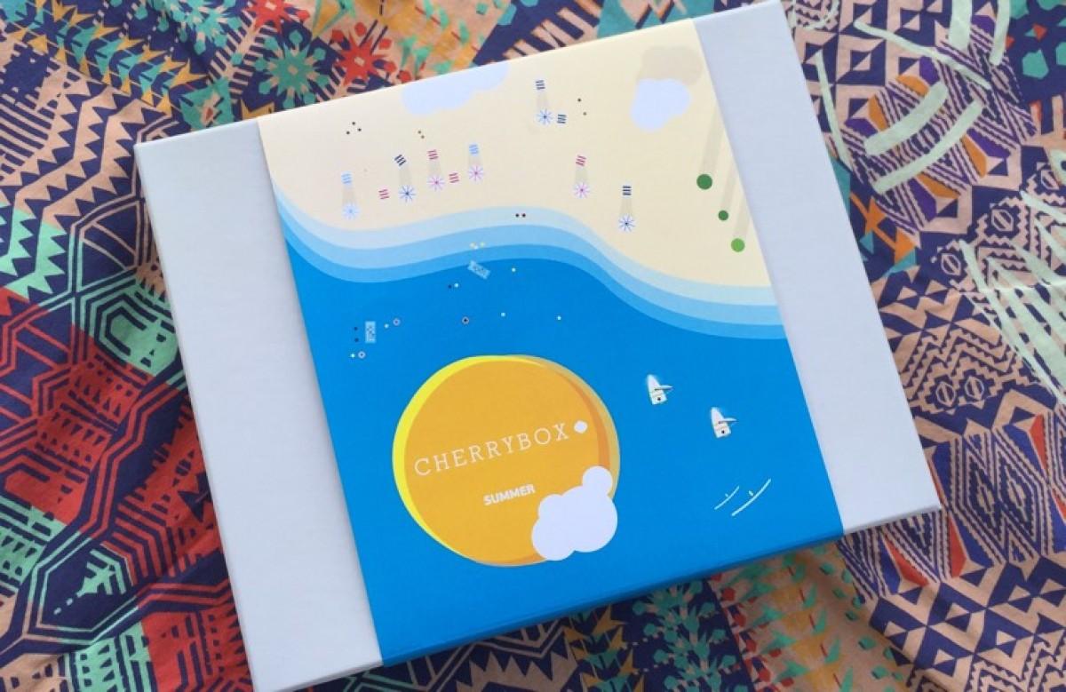 Summer Cherrybox: ένα κουτί γεμάτο καλοκαίρι!