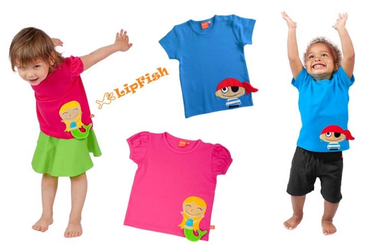 ΕΛΗΞΕ: Κερδίστε δύο t-shirts Lipfish από το mamannoula.gr!
