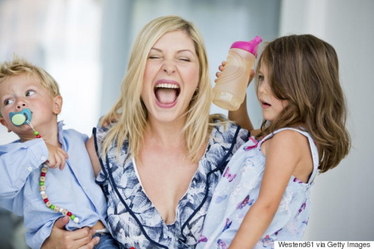 8 παράσημα μητρότητας που οι μαμάδες δεν φέρουν με πολλή περηφάνια