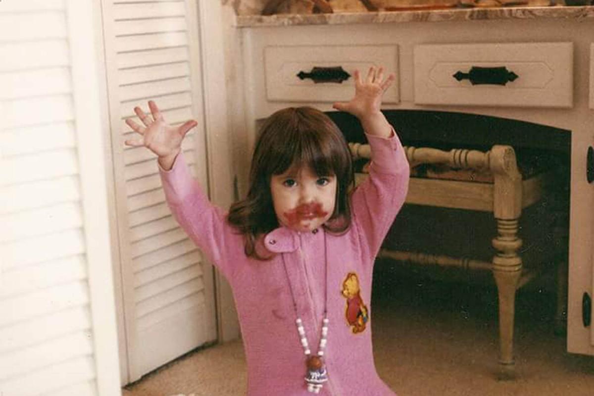 Όταν τα παιδιά ανακαλύπτουν το μακιγιάζ…