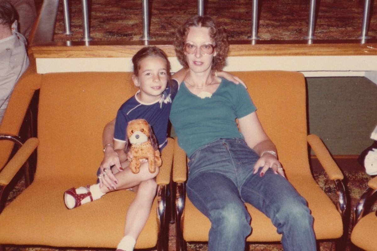 Όταν αποχαιρέτησα τη μαμά μου ήμουν 10 χρονών