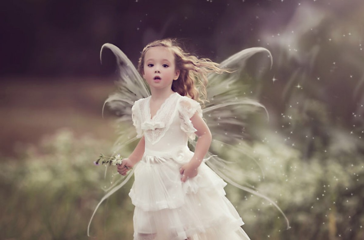 Αποτυπώνοντας τα παιδικά όνειρα σε μια φωτογραφία