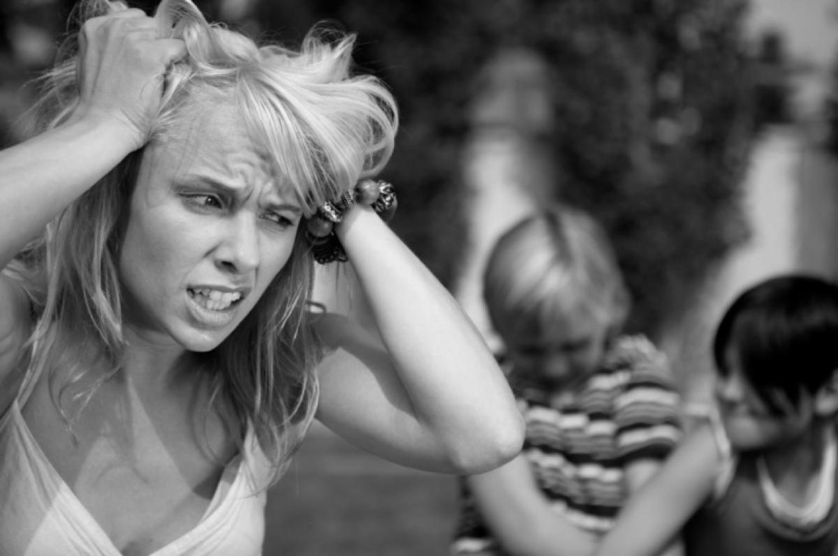 Δεν μπορώ να διαχειριστώ την γκρίνια των παιδιών μου…