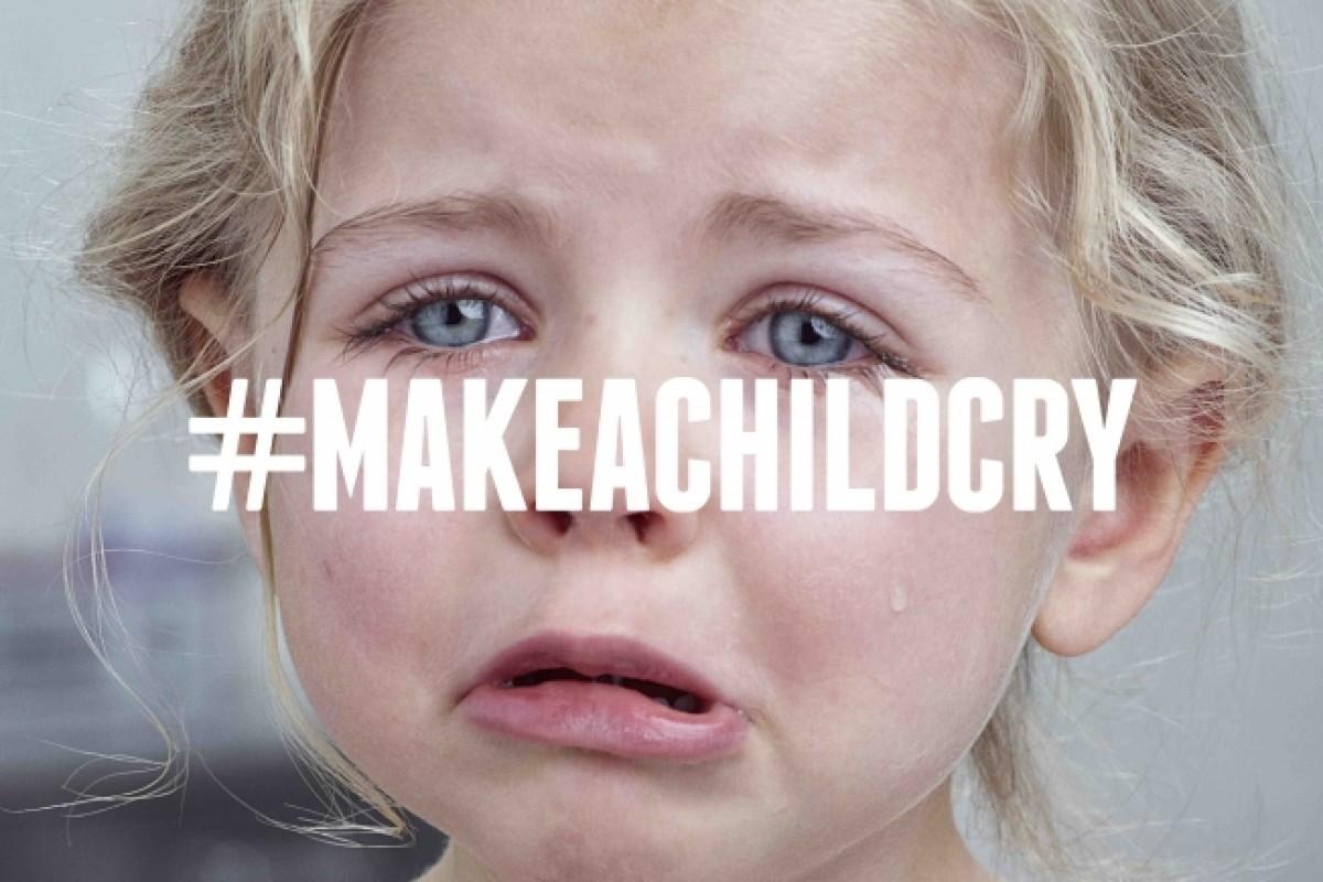Κάνε ένα παιδί να κλάψει… υπάρχει λόγος