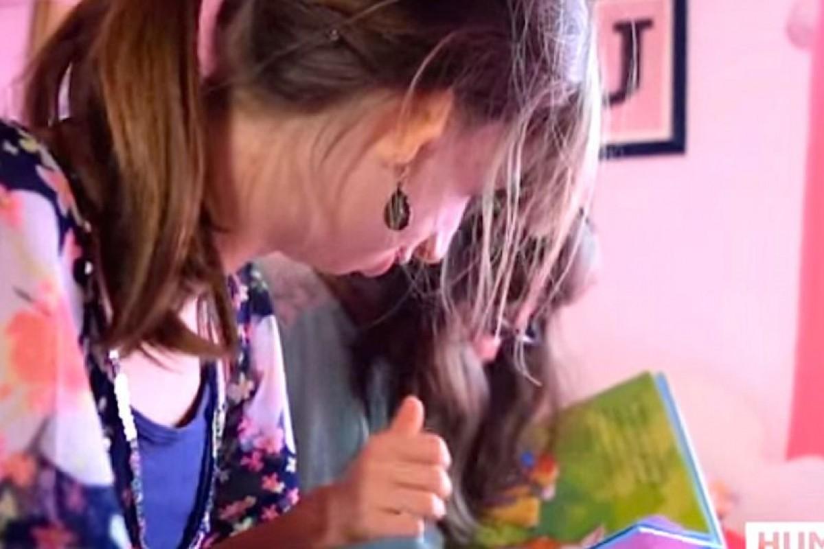 «Το κορίτσι που γεννήθηκε χωρίς πρόσωπο» βρίσκει την οικογένειά της στην άλλη άκρη του κόσμου