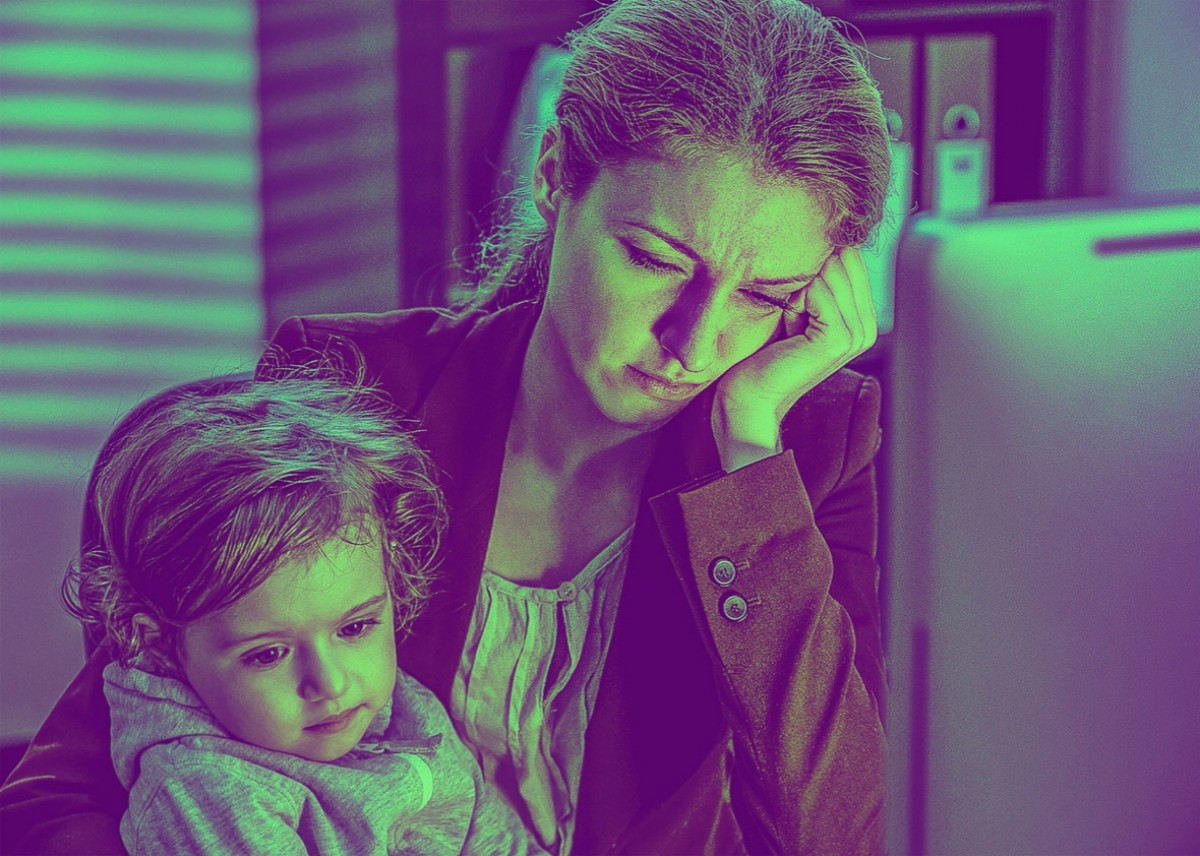 Μήπως το να μεγαλώνεις παιδιά σε γερνάει;