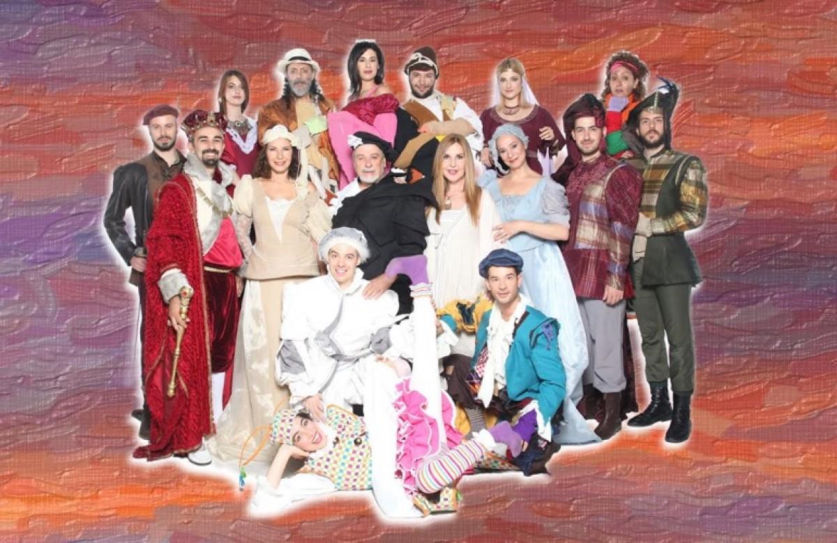 «Πρίγκιπας και Φτωχός»: μια νέα θεατρική παράσταση που θα λατρέψουμε μικροί και μεγάλοι!