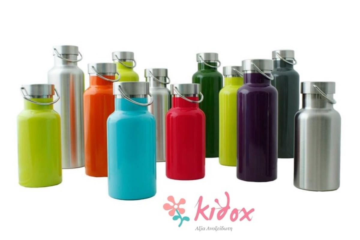ΕΛΗΞΕ: Κερδίστε ένα ισοθερμικό παγούρι Α Slice of Green από την Kidox!