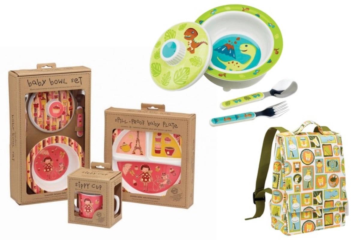 Sugarbooger: ασφαλή, μοναδικά προϊόντα για παιδιά σε σχέδια που θα σας ξετρελάνουν!