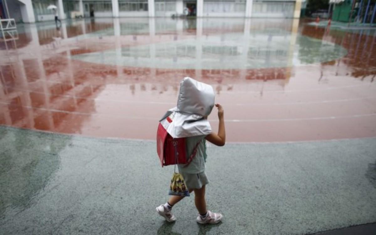 Τα παιδιά στο Τόκιο κυκλοφορούν μόνα τους από 3 ετών και κανείς δεν ανησυχεί