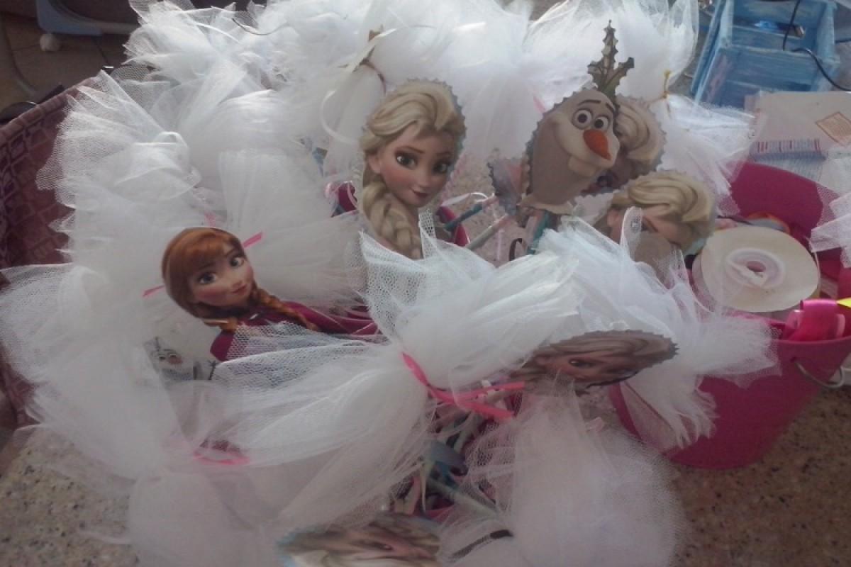 Το Frozen πάρτυ της Ειρήνης!