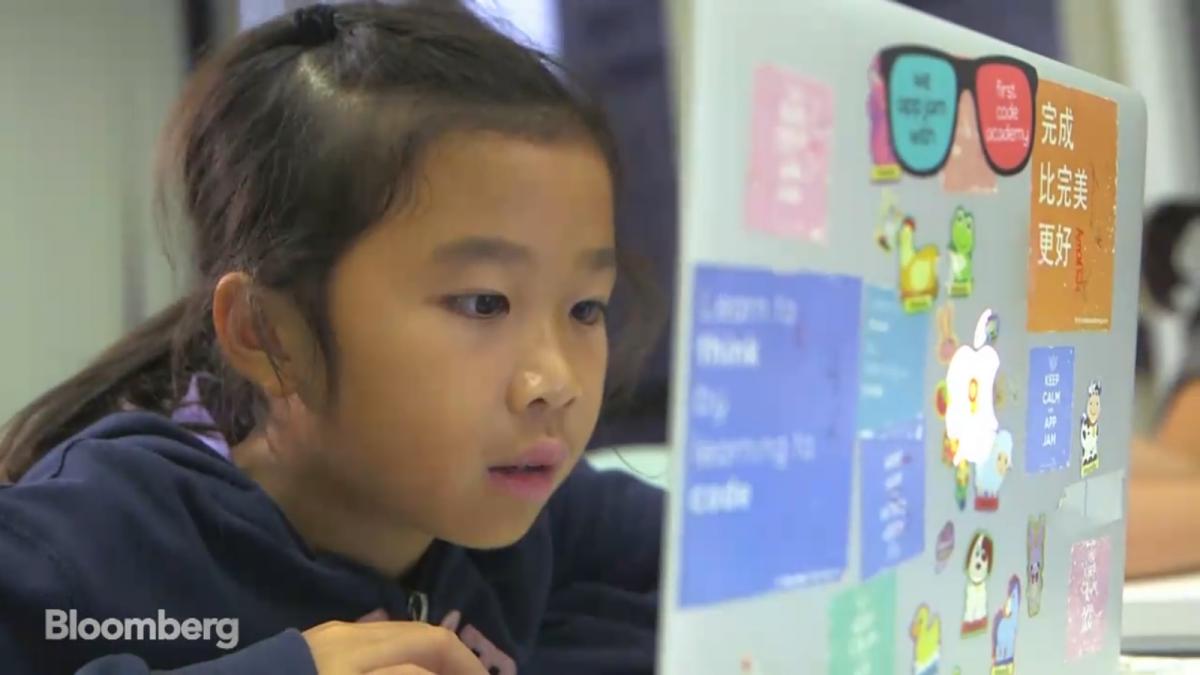 Στην Κίνα τα παιδιά μαθαίνουν να γράφουν κώδικα απ' τα νήπια