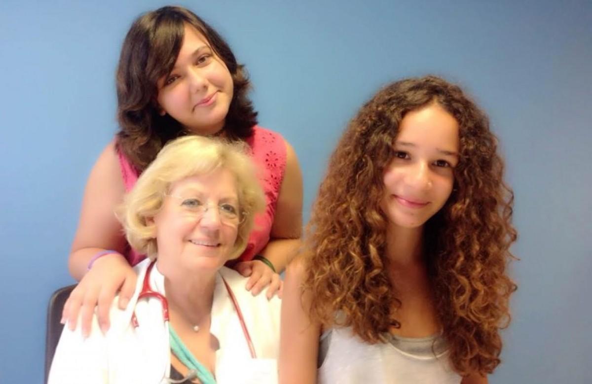 Συναντήσαμε τη Μαρία και τη Βασιλεία, μιλήσαμε μαζί τους για τον καρκίνο της παιδικής ηλικίας και πήραμε μαθήματα ζωής!