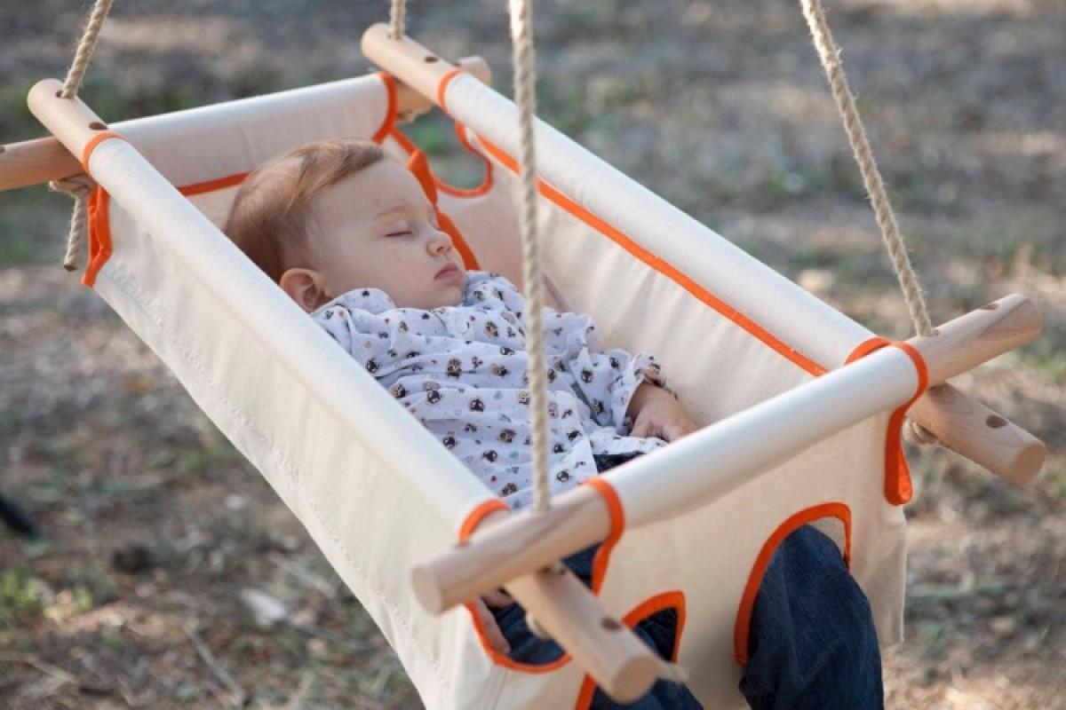 kounia bella: Μια μαμά φτιάχνει χειροποίητες κούνιες αιώρες για τα μωρά μας!
