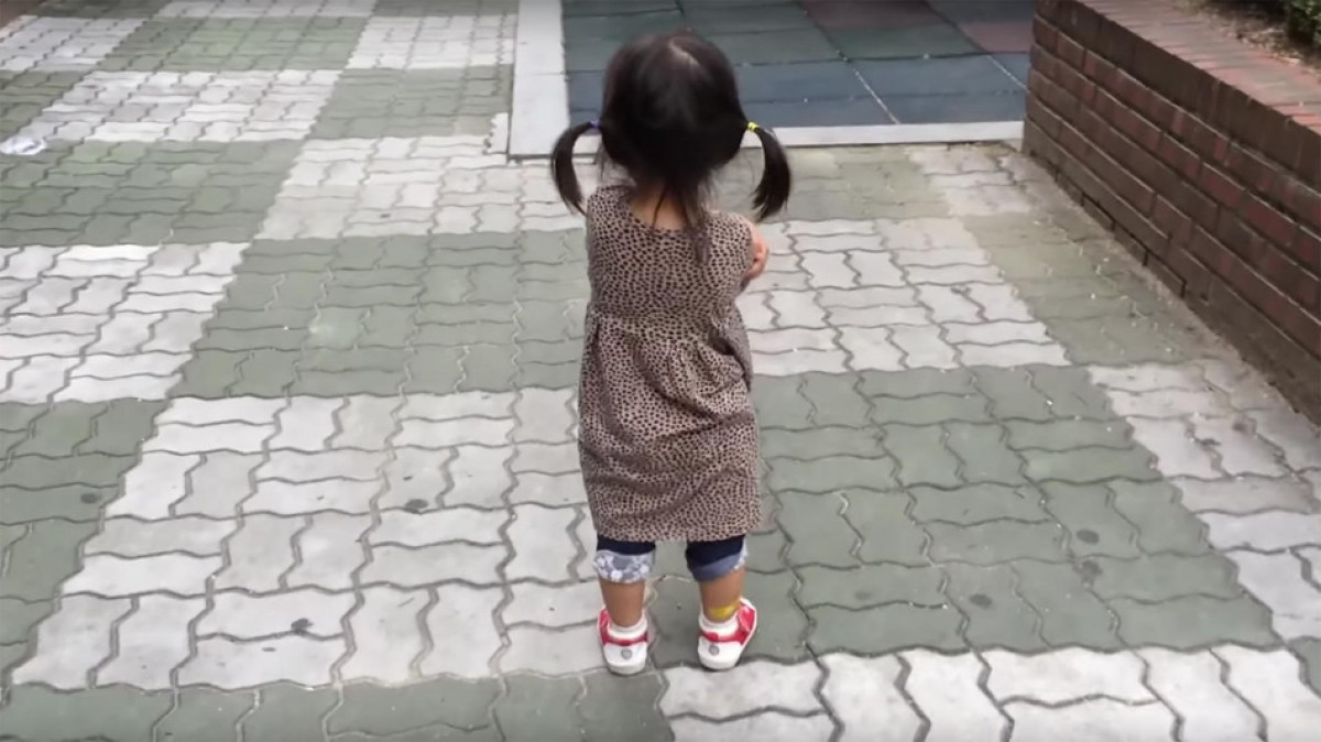 Είναι αυτό το πιο χαριτωμένο μουτρωμένο παιδάκι;