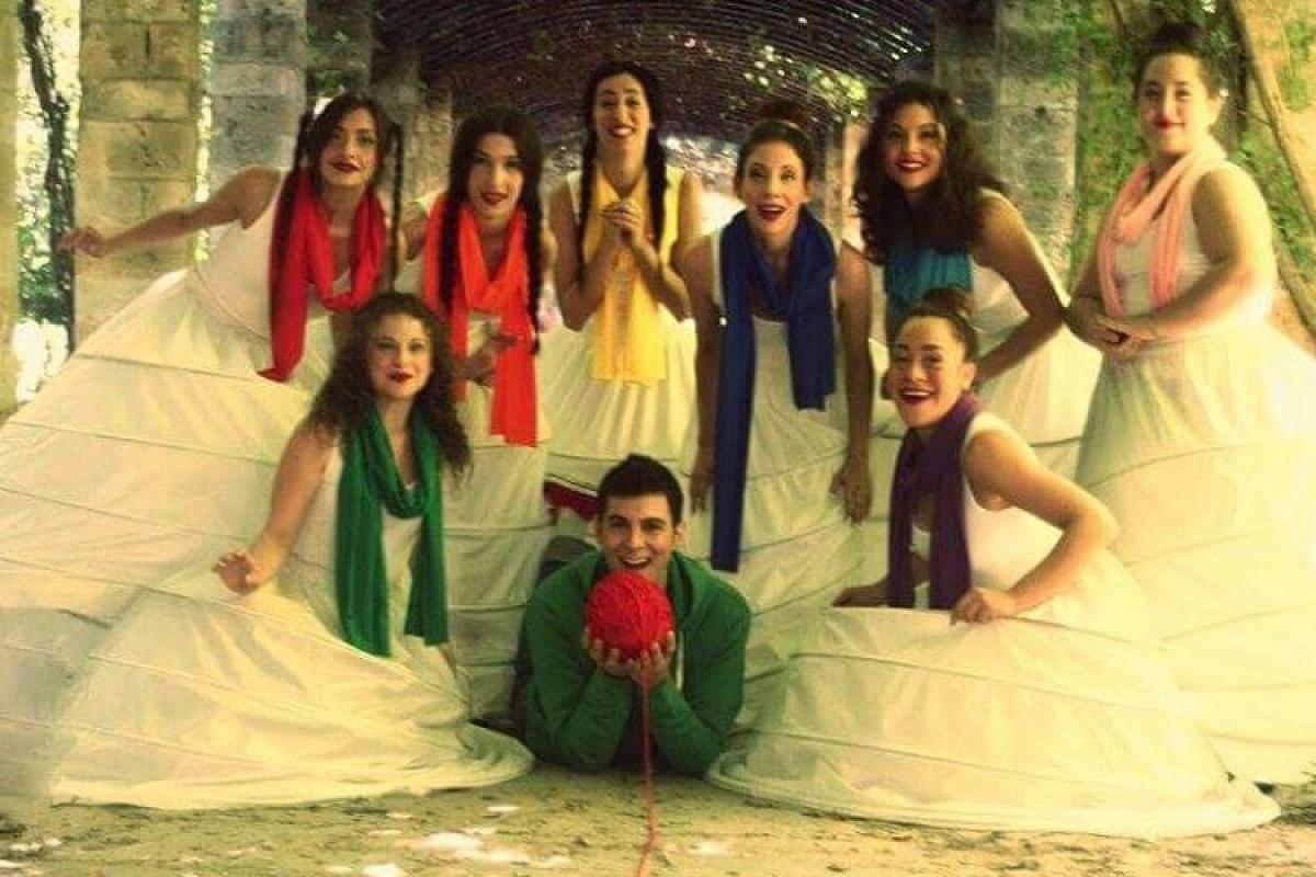 «Ο Σταυρής των σφοντυλιών» στην παιδική σκηνή του θεάτρου Τζένη Καρέζη