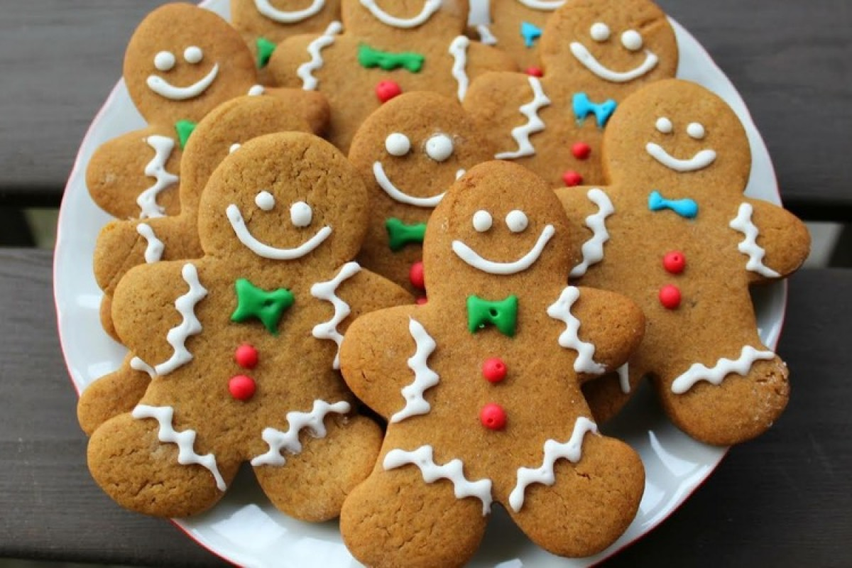 Gingerbread Cookies | Τα πιο χριστουγεννιάτικα μπισκότα!