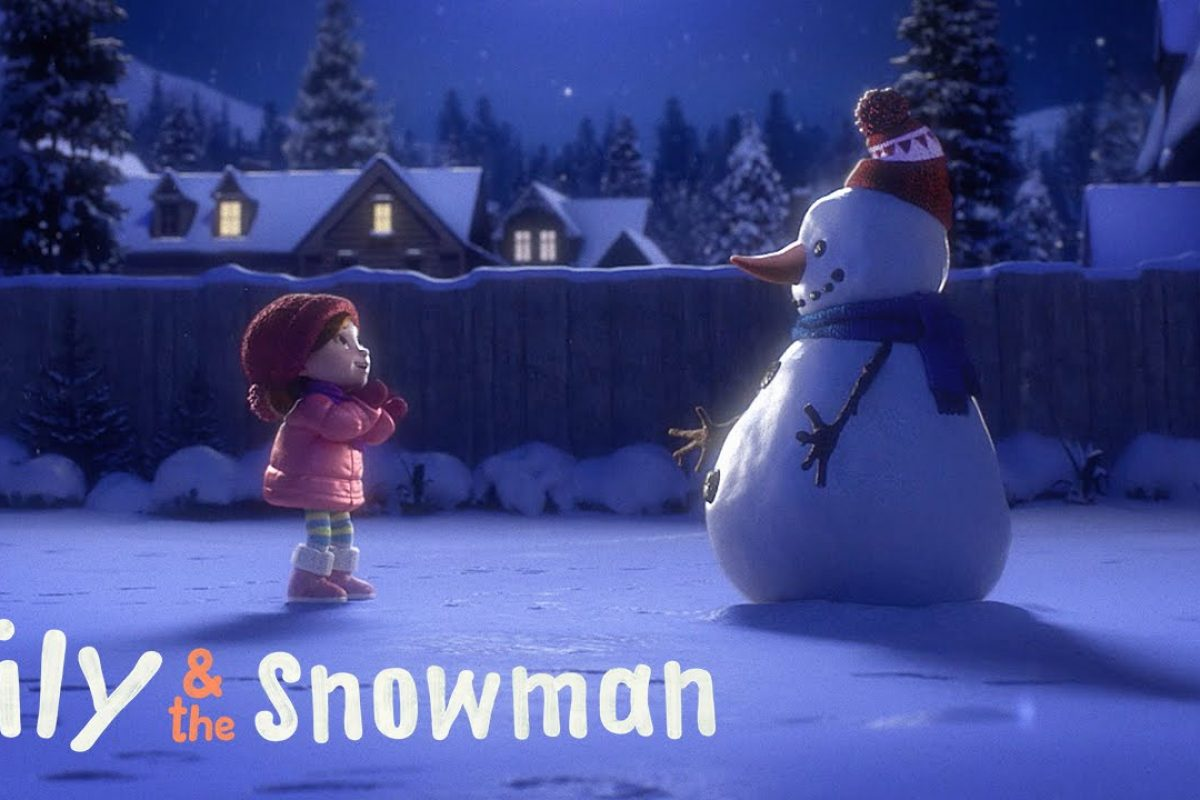 Η Lily και ο Χιονάνθρωπος: Μία συγκινητική χριστουγεννιάτικη ιστορία