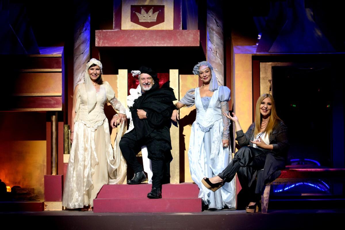 EΛΗΞΕ: Κερδίστε προσκλήσεις για την παράσταση «Πρίγκιπας και Φτωχός»