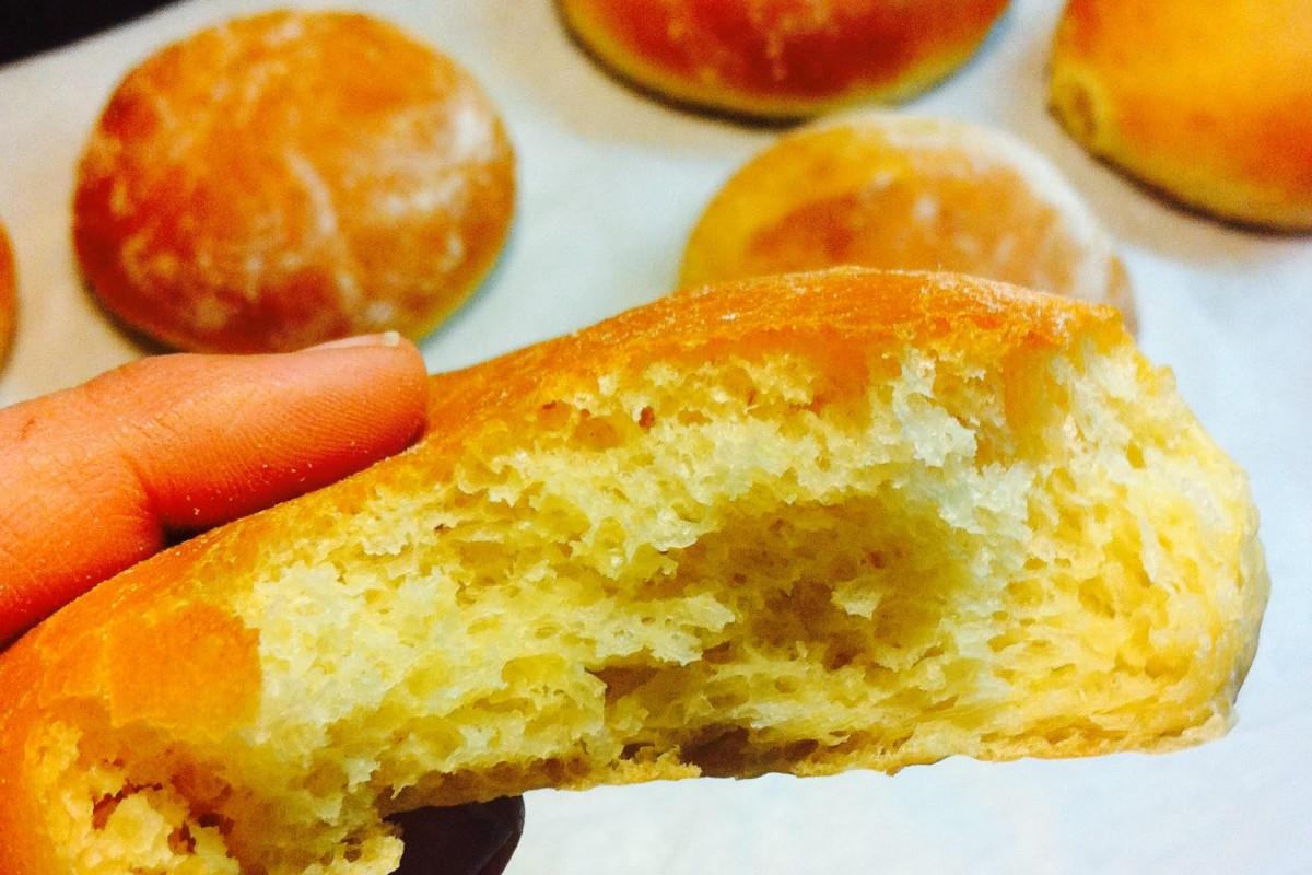 Φτιάξτε τα δικά σας αφράτα μαλακά ψωμάκια