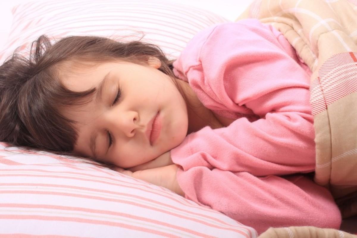 'Αγχος αποχωρισμού την ώρα του ύπνου!