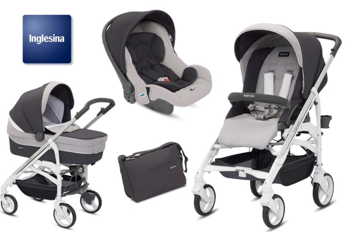 Trilogy City System | Για μέγιστη άνεση και πρακτικότητα σε κάθε βόλτα με το μωρό σας!