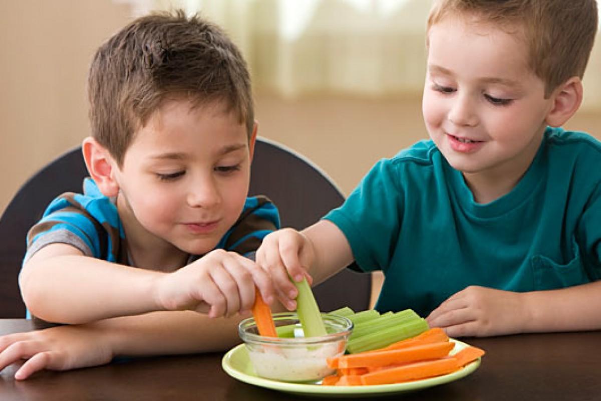 Συμβουλές διατροφής για… παιδιά!