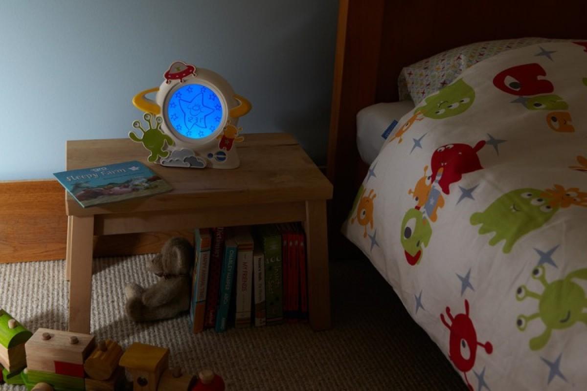 Το ρολόι που μιλά στη γλώσσα των παιδιών!