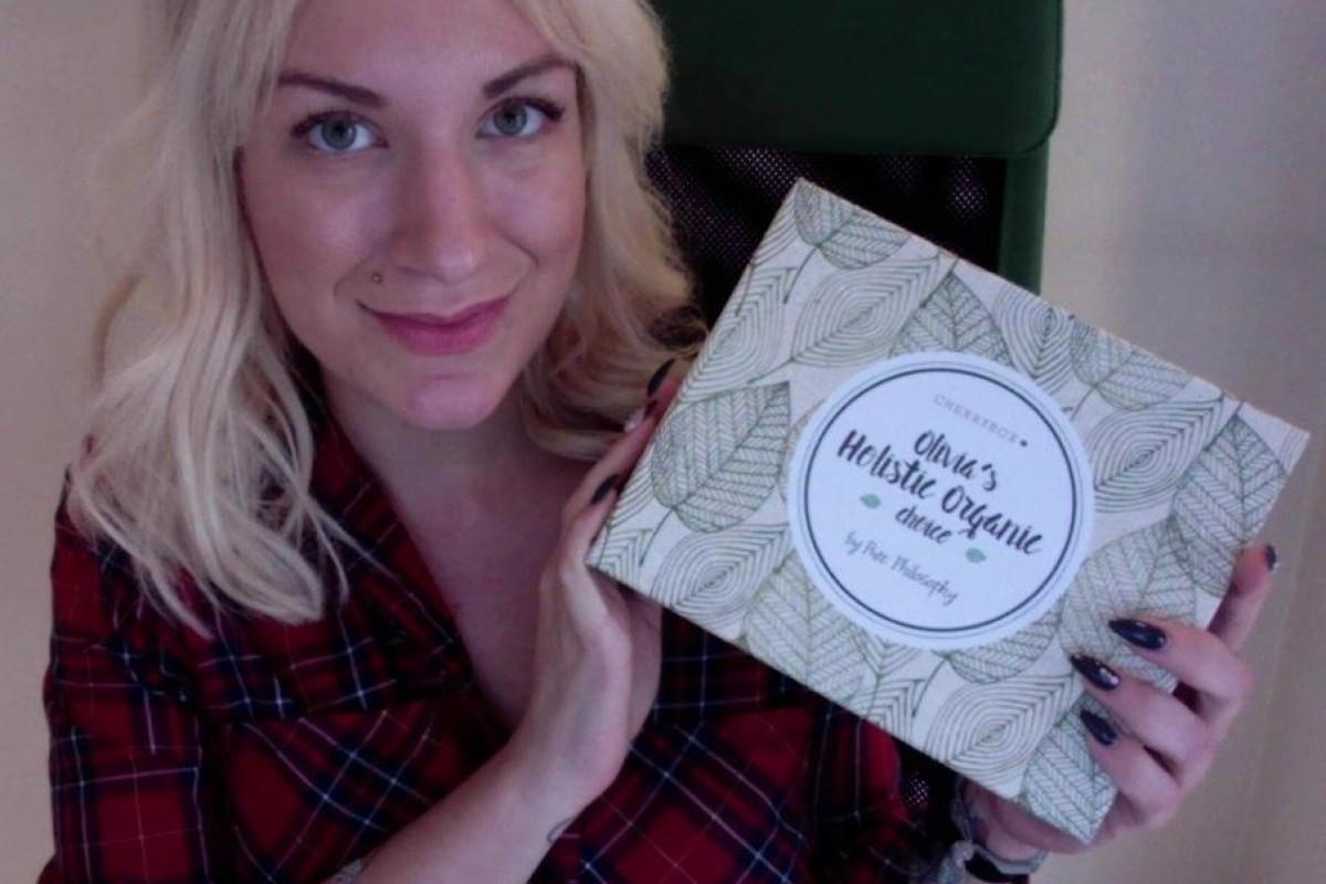 Olivia's Holistic Organic Box: το νέο κουτί ομορφιάς που αξίζει να κάνεις δικό σου!