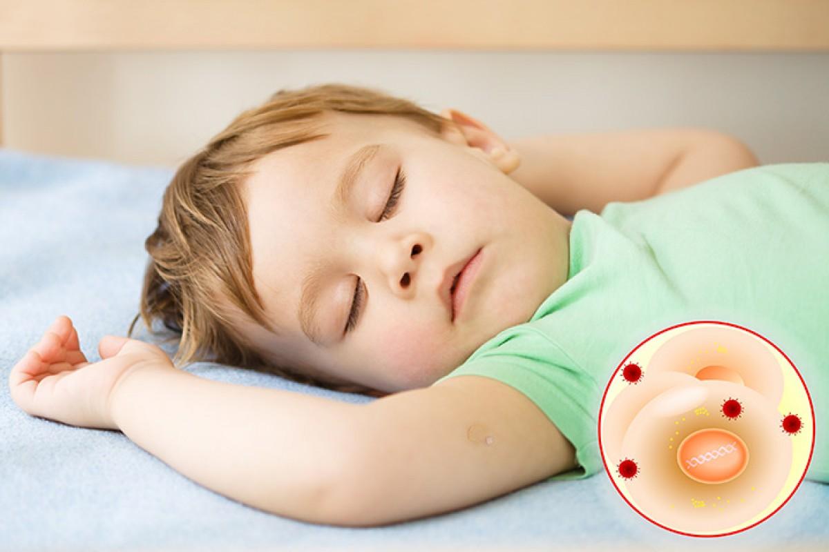 Μυρμηκίες (μυρμηγκιές) στα παιδιά: Εύκολη και ανώδυνη αντιμετώπιση