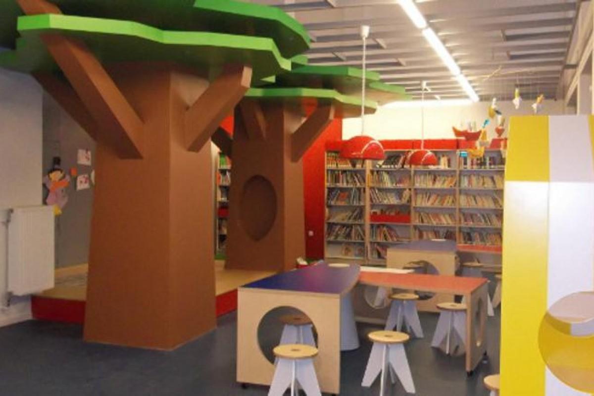 Η πρώτη νηπιακή βιβλιοθήκη από τον δήμο Αθηναίων
