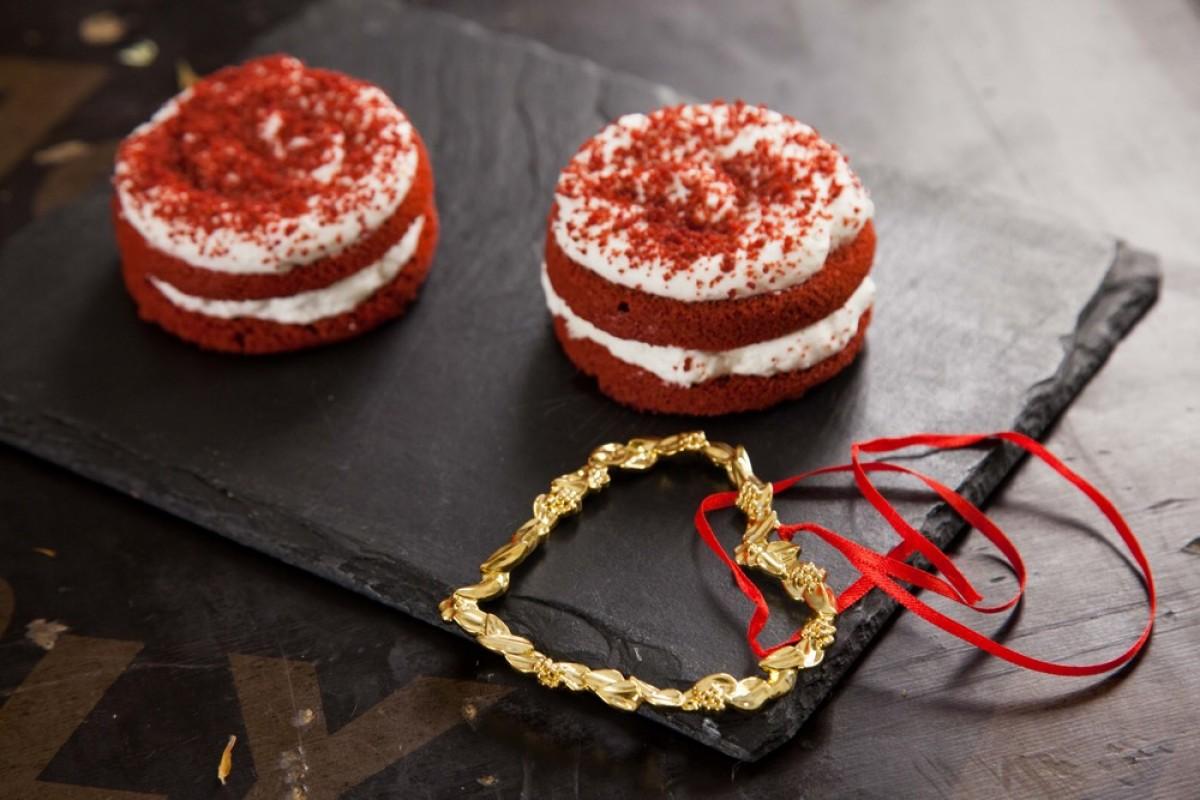 Πεντανόστιμο Red Velvet Cake!