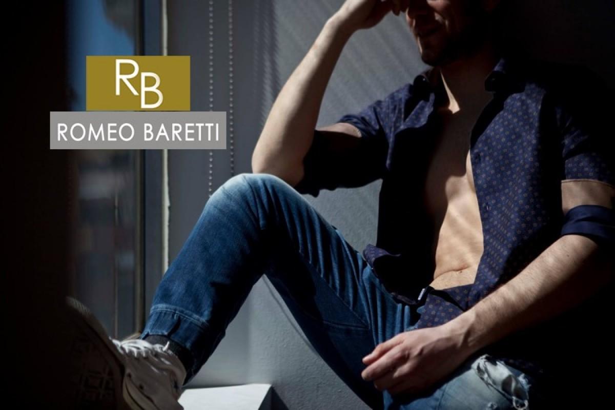 ΕΛΗΞΕ: Κερδίστε ένα αντρικό πουκάμισο Romeo Baretti