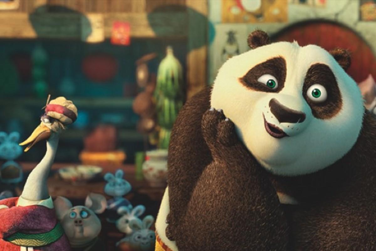 Kung Fu μέχρι δακρύων με την ταινία Kung Fu Panda 3!