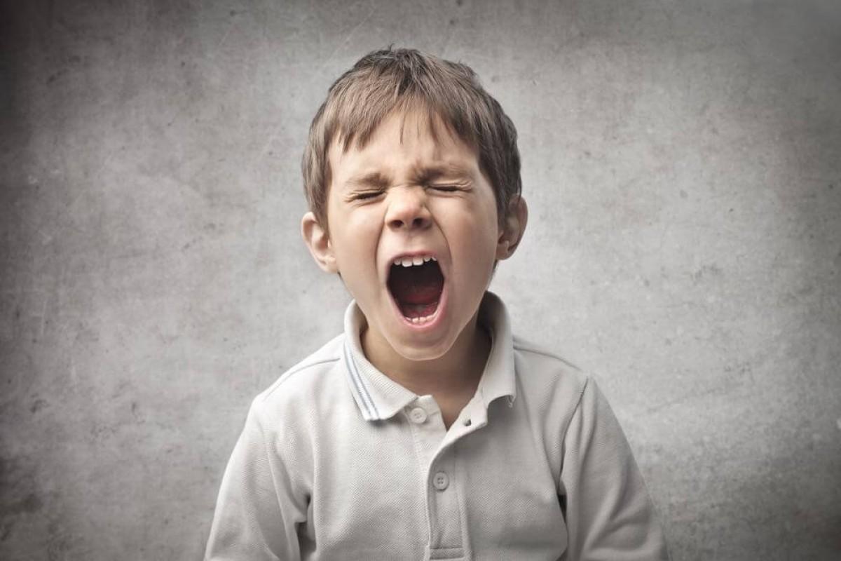 Ο γιος μου δεν με ακούει καθόλου!