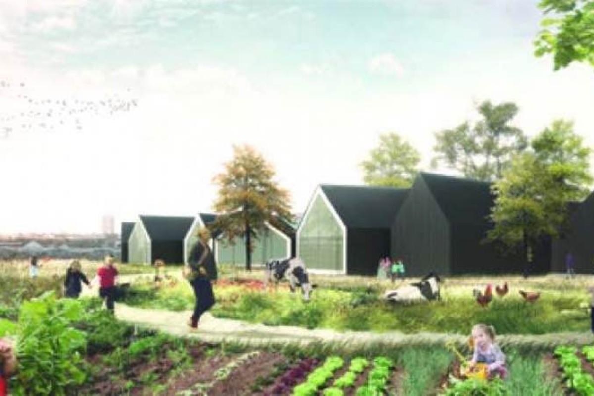 Ένα νηπιαγωγείο -φάρμα, που μαθαίνεις μέσω της καλλιέργειας και της επαφής με τη φύση!