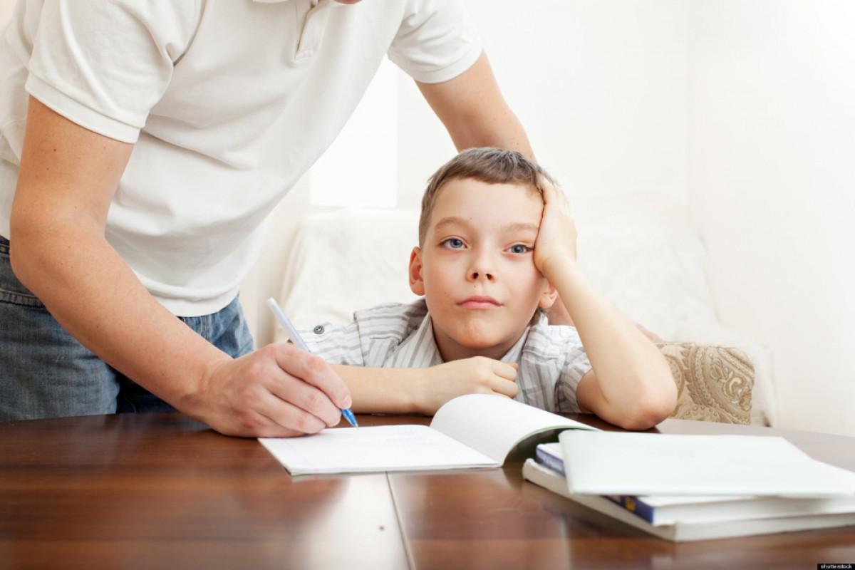Οι γονείς που ζητούν πολλά…